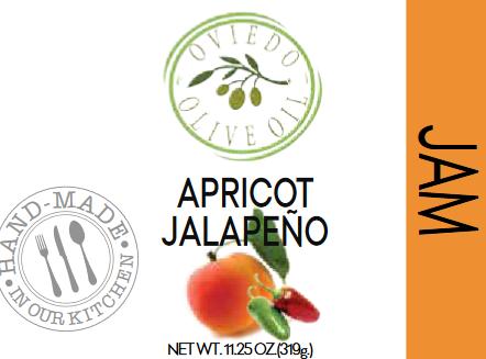 Apricot Jalapeno