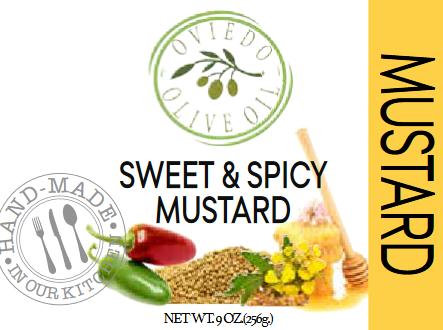 Sweet & Spicy Mustard
