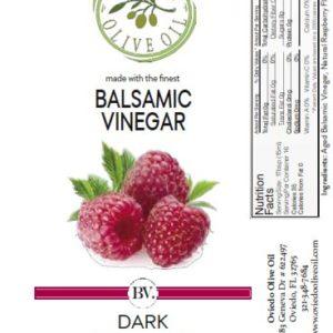 raspberry balsamic vinegar, dark raspberry balsamic vinegar, oviedo olive oil vinegar
