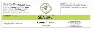 lime fresco salt, oviedo olive oil salt, oviedo olive oil seasonings